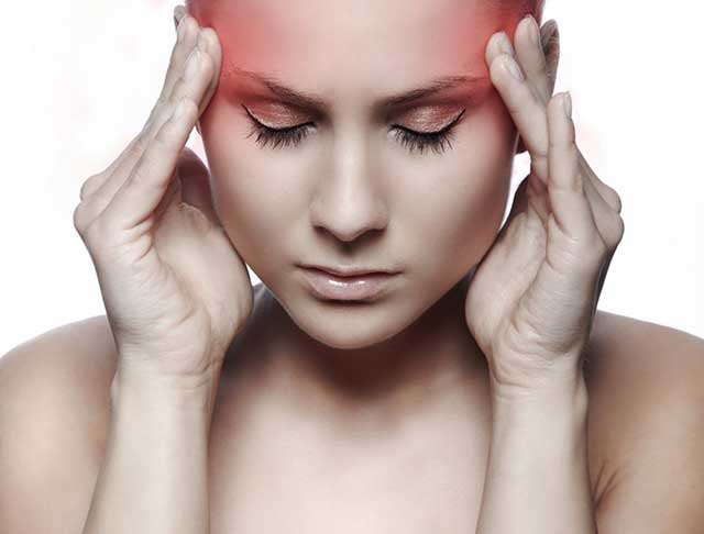 Gejala Migrain, dan penyebabnya