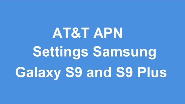 AT&T 5G Lte APN