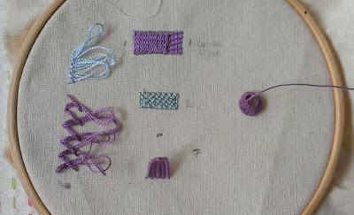 Miga de Pan Bordado Embroidery