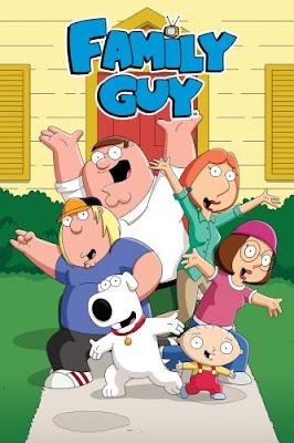 Family Guy Season 18 Poster