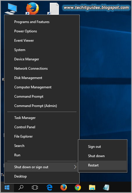 windows 10 start menu search is not working