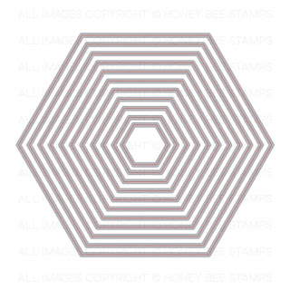 HEXAGON SOLID STACK CUTS