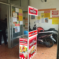 Booth-Portable-Bongkar-Pasang-Untuk-Jualan-Bubble-dan-Cappucino