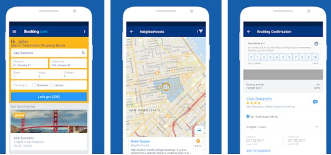Booking.comTravel Deals app