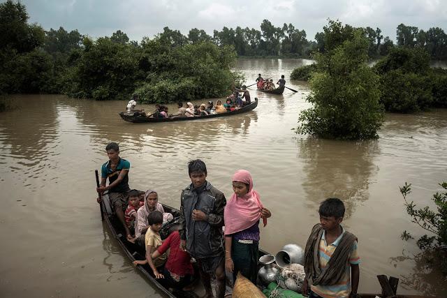 Rohingya Crisis, Myanmar