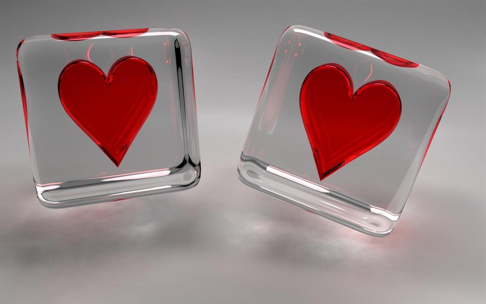 Gallery Wallpaper 3D Love
