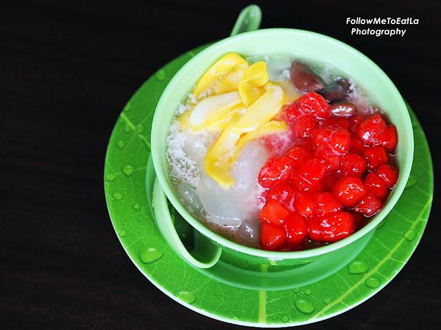 Red Ruby Dessert RM 5