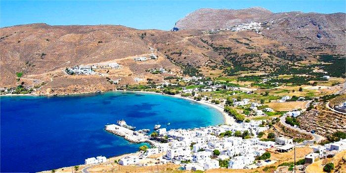 I migliori alloggi economici ad Amorgos