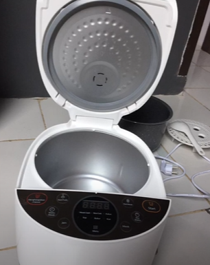 Review rice cooker Philips HD 4515