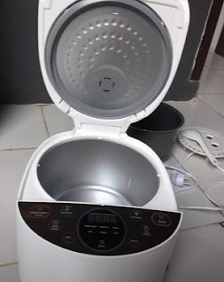 Cara Membersihkan Mesin Rice Cooker,magic com dan magic jar