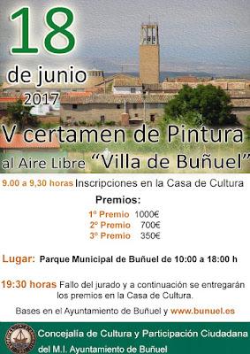 cocnurso de pintura rápida al aire libre Buñuel