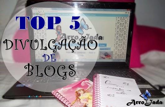 Divulgação de Blogueiras