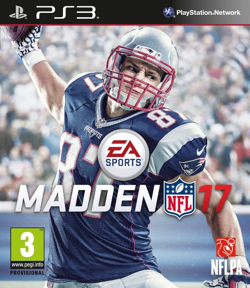 [GAMES] Madden NFL 17 (PS3/Region free)
