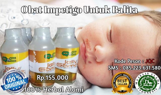 Obat Impetigo Untuk Balita, QnC Jelly Gamat