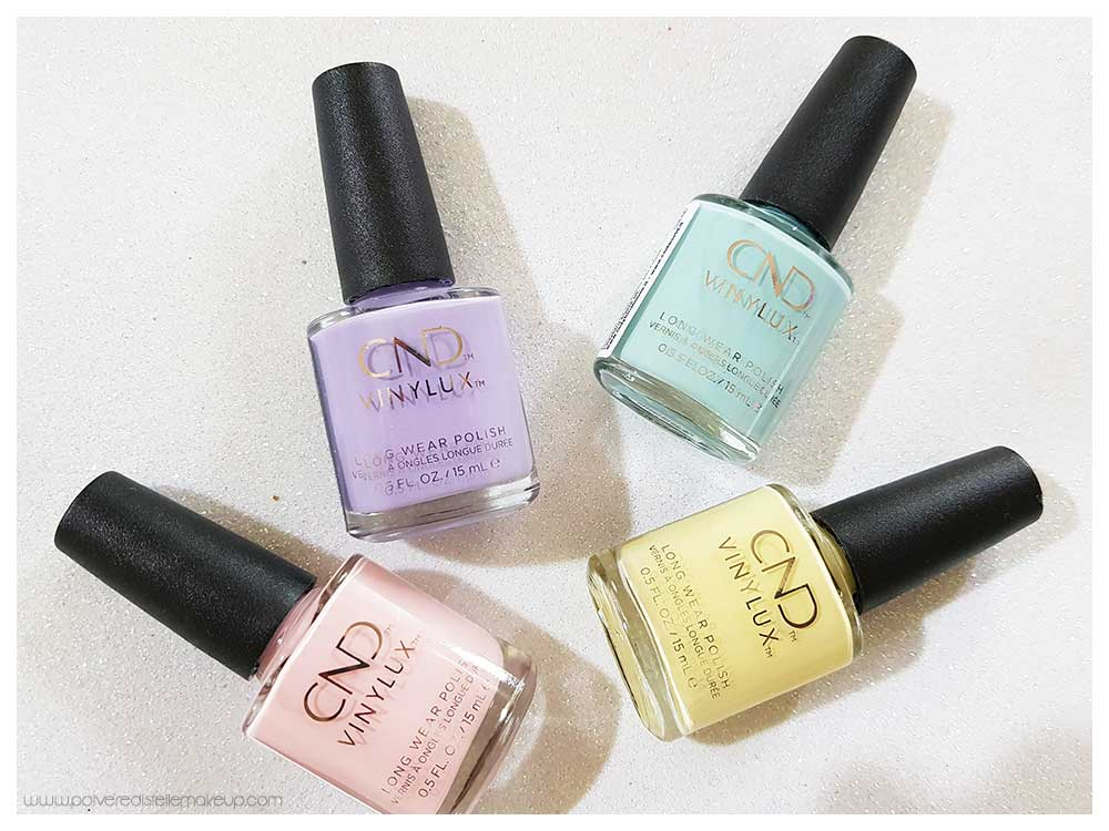 CND Vinylux Chic Shock Collezione smalti Estate 2018