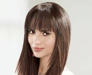 Long Hairstyles With Bangs 5
