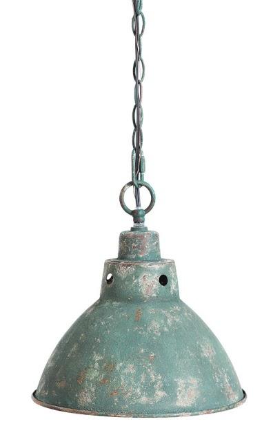 farmhouse musings: New: Industrial Vintage Pendant Lamp