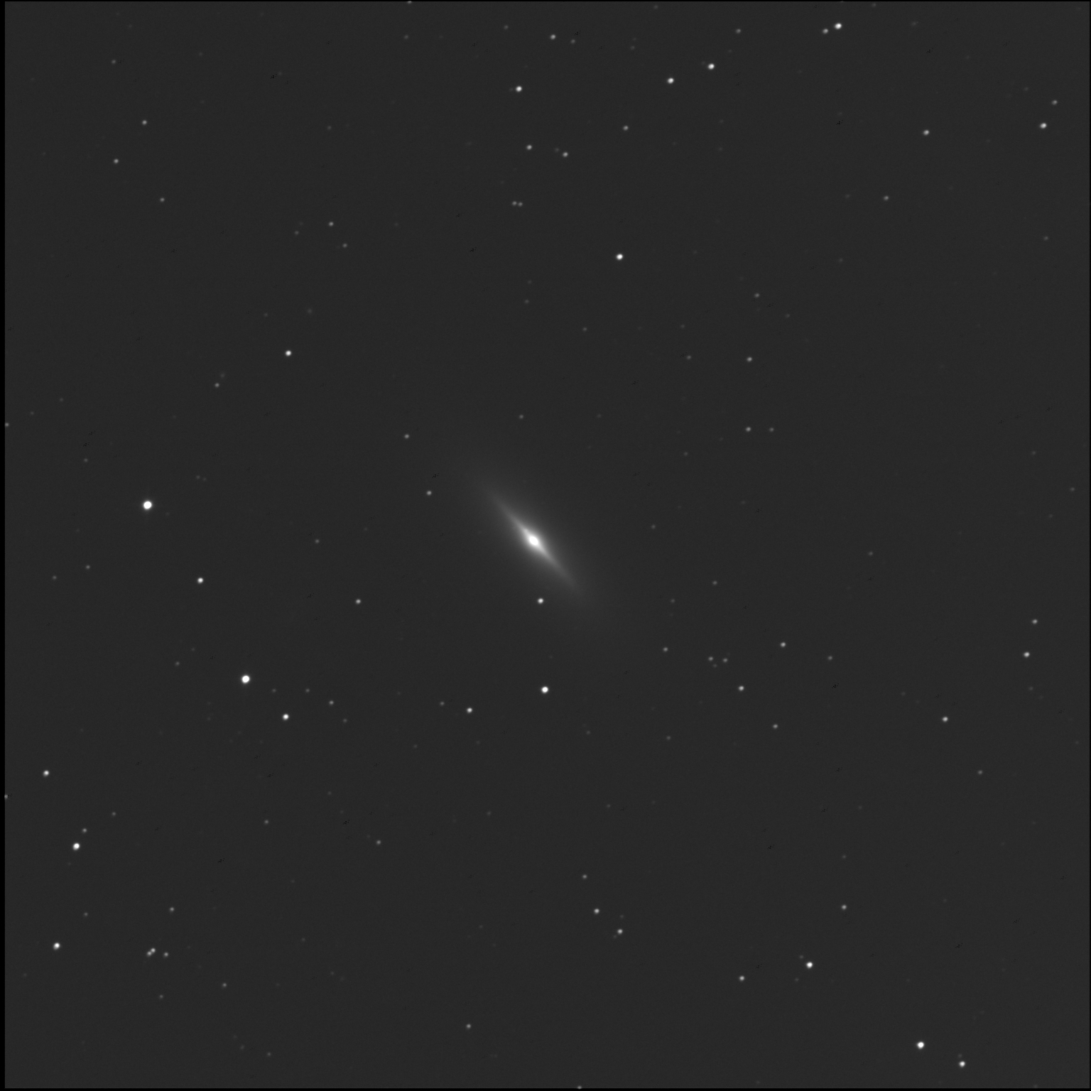 Spindle Galaxy