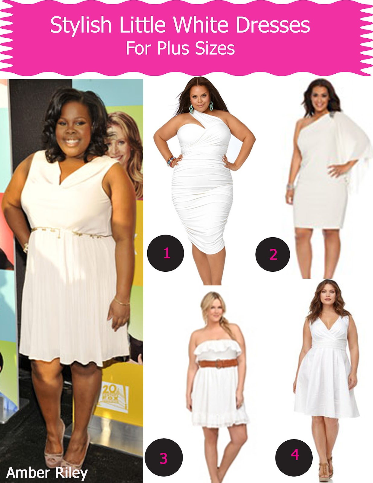 72e8ae6caf82d STYLISH LITTLE WHITE DRESSES FOR PLUS SIZES