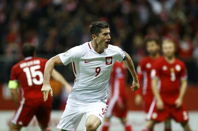 Armenia vs Polandia