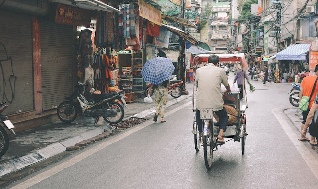 Top 3 most interesting walking tours in Hanoi 1