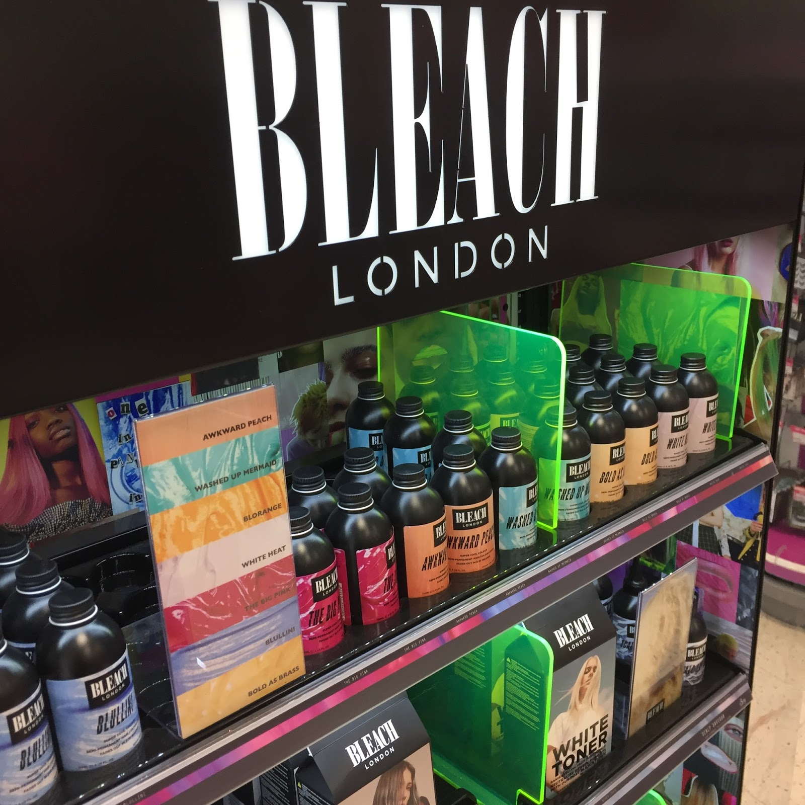 Bleach London products in Superdrug