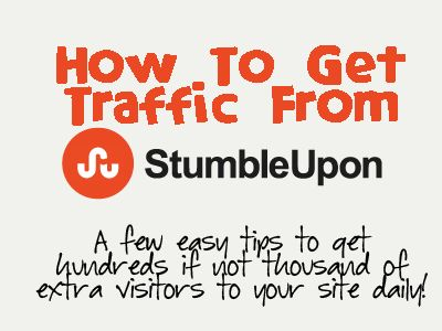 StumbleUpon-Traffic