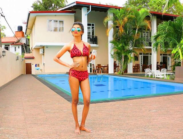 Swim wear - Malsha Jayawardhana