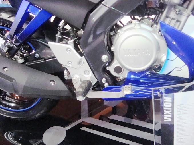 Arah Pengembangan Selanjutnya Mesin Yamaha YZF-R15 dan New V-ixion - Yakin Deh Masih SOHC