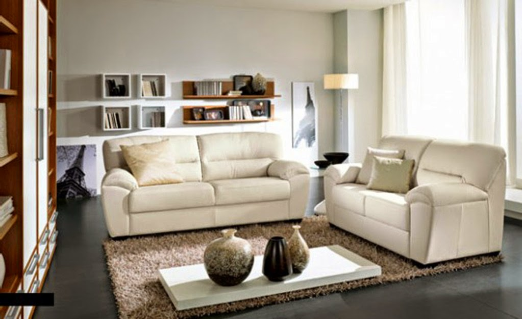 gambar model sofa minimalis