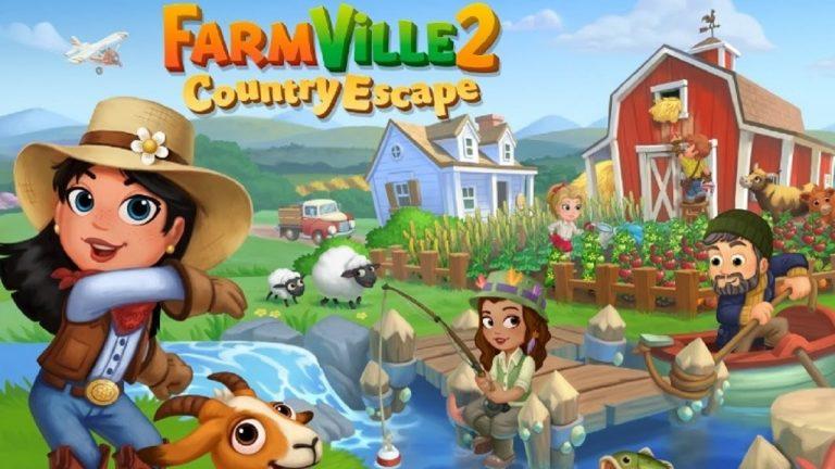 تنزيل لعبة farmville 2
