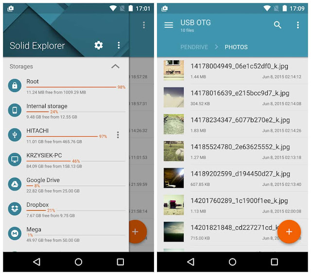 Solid Explorer USB OTG Plugin Apk