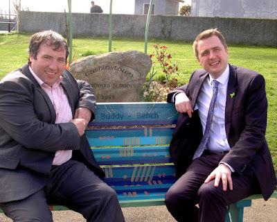 buddy bench ireland