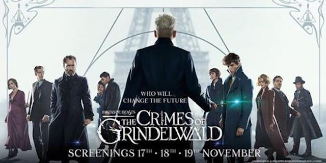 download film Fantastic Beast 2 sub indo