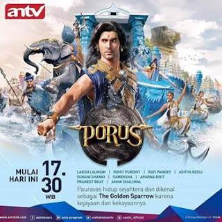 Sinopsis Porus ANTV Episode 10-11