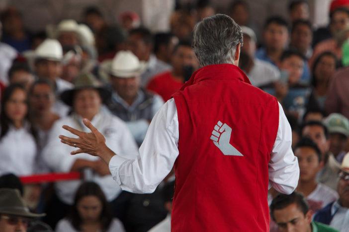 """Tierra Caliente, zona donde el narco hizo """"ganar"""" a Del Mazo"""