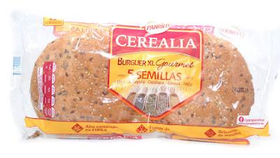Cerealia Burguer gourmet