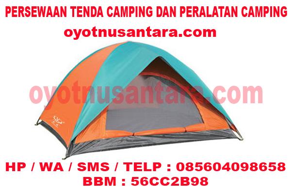 Tempat Penyewaan Tenda Camping Di Sidoarjo