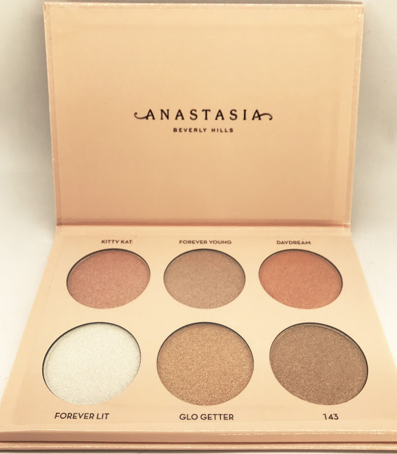 ANASTASIA BEVERLY HILLS NICOLE GUERRIERO GLOW KIT: | REVIEW & SWATCHES