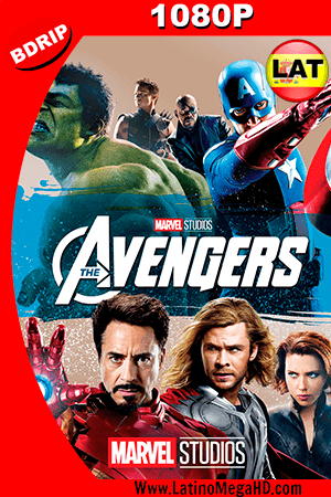 Avengers (2012) Latino HD BDRIP 1080P ()
