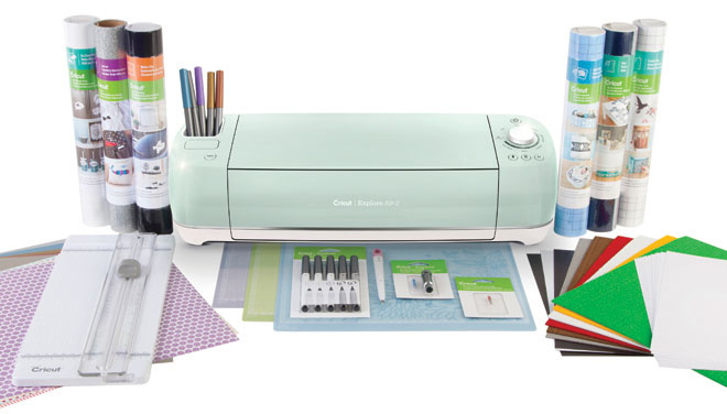 Must-Have Cricut Explore Tools & Supplies