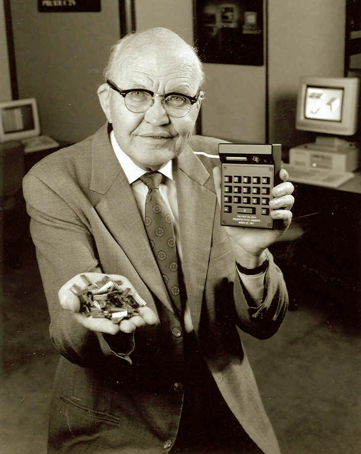 Old Picture of the Day: Jack Kilby
