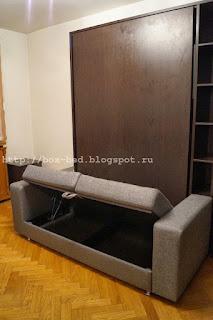Кровать трансформер от производителя в Москве Московской области