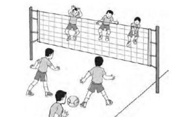 Peraturan Permainan Bola Voli Menurut PBVSI dan FIVB