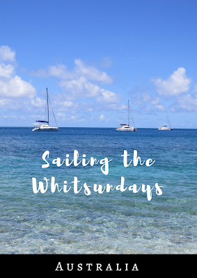 What to do in the Whitsundays on a Sailing Trip in Queensland Australia