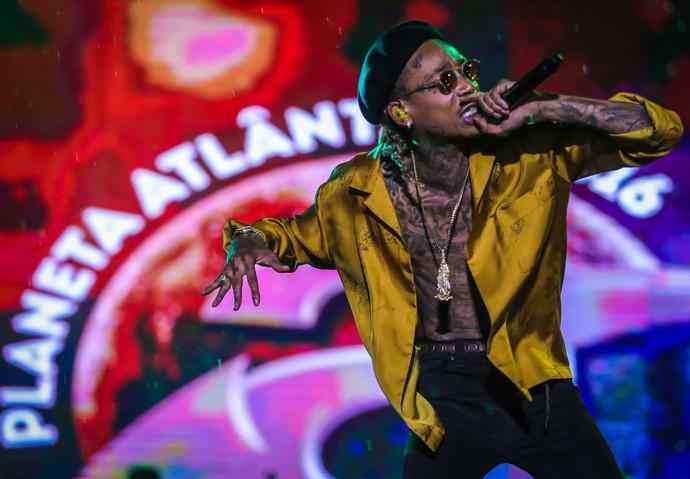 Assista o show completo do Wiz Khalifa no Planeta Atlântida 2016