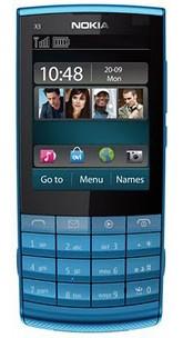 Harga Nokia X3-02