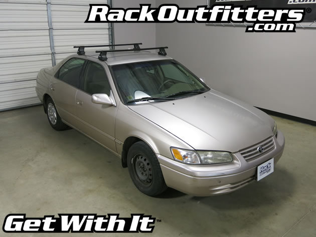 Toyota Camry Thule Traverse Square Bar Roof Rack '97-'01 ...