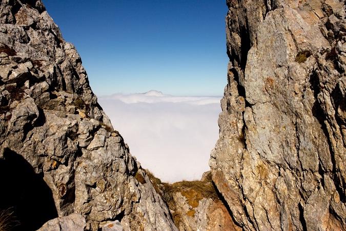 Wandern Hochsteiermark | Von der Laufstraße am Präbichl zum Gipfel des Hochturm