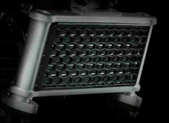 radiator gpx legend 200